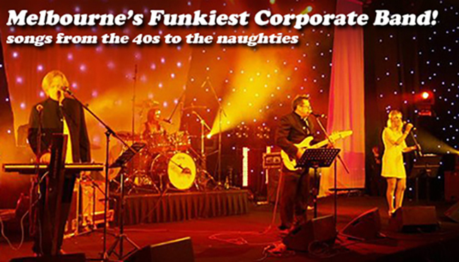 Melbourne Corporate Band / Wedding Band